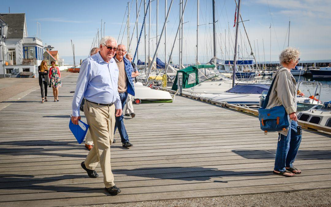 Taarbæk Havn søger ny havnefoged