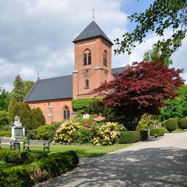 Kirkens forårstur går til Sverige