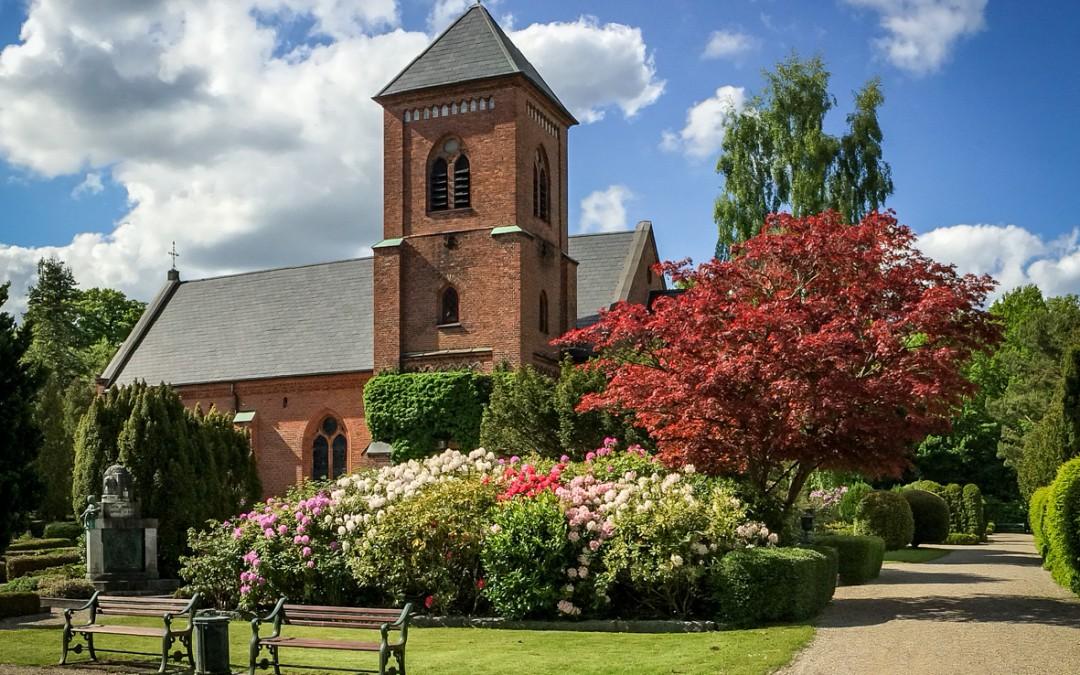 Sommerkoncert i kirken