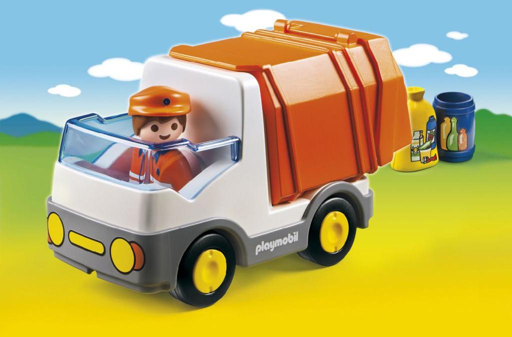 Afhentning af stort affald – genbrugsaffald – haveaffald