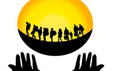 Møde vedr. flygtninge på skolen