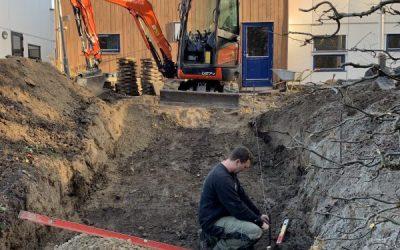 Taarbækdalsvej 15 får ny trappe
