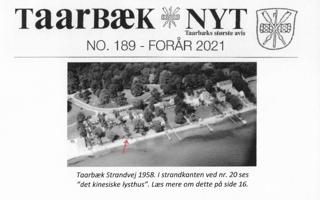 TAARBÆK NYT NO. 189